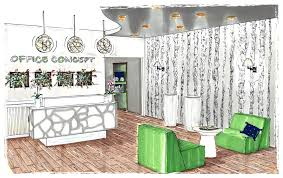 espace bureau mulhouse aménager un espace d accueil comptoir d accueil cosy office