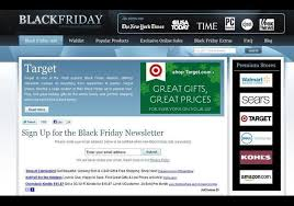 target online black friday time beyond black friday retail holiday success demands a new formula