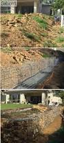 best 25 retaining wall construction ideas on pinterest
