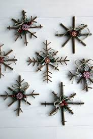home made xmas decorations 25 best homemade christmas decorations ideas on pinterest making