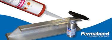 alum bond aluminum adhesives how to bond aluminum with permabond adhesives