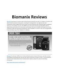 ppt https thecrazymass wordpress com 2016 04 08 biomanix