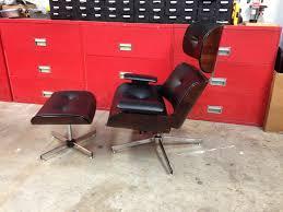 selig plycraft lounge chair u0026 ottoman humemodern