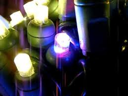 5mm color morphing lights