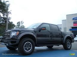 Black Ops Ford 2011 Ford F150 Svt Raptor Supercrew 4x4 In Tuxedo Black Metallic