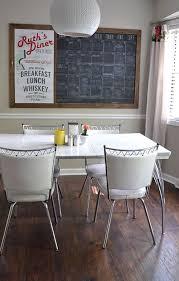 Vinyl Upholstery Spray Paint Retro Dinette Set Painting Vinyl Upholstery Hearts U0026 Sharts