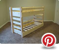 Crib Size Toddler Bunk Beds Tell Your Friends Family About Lil Bunkers On