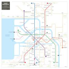 Moscow Metro Map by Russia Moscow Rail Train Maps