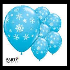 snowflake balloons balloons 6