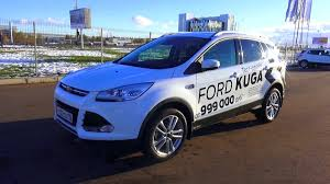 2015 ford kuga titanium start up engine and in depth tour