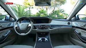 future mercedes interior 2016 mercedes maybach s600 luxury car interior design hd video