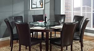 dining room 36 inch round wood pedestal table stunning round