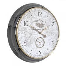 Unusual Clocks by Large Modern U0026 Designer Wall Clocks Red Candy