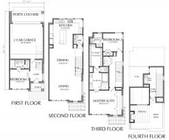 4 level duplex floor plan for sale
