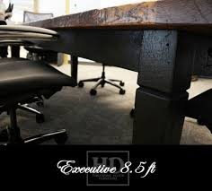 Black Boardroom Table Tapered With Notch Leg On Boardroom Table Black Skirts Legs