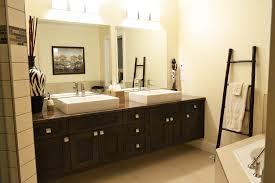 modern bathroom double sink vanity lighting interiordesignew com