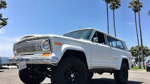 jeep chief 1979 1978 jeep cherokee 4wd chief 2 door for sale near hermosa beach