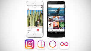 instagram u0027s big redesign goes live with a colorful new icon black