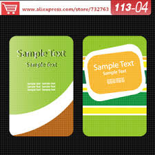 Business Card Template Online Aliexpress Com Buy 0113 04 Business Card Template For Ross Paper