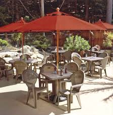 Outdoor Patio Dining Sets With Umbrella - exterior interesting smith and hawken patio furniture for