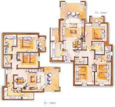 excellent floor plans the residences victoria vilamoura algarve portugal