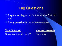 tag questions emphatic sentences ppt video online download