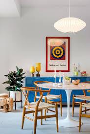 Retro Dining Room Colorful Zest How To Add Retro Glam To Your Dining Room U2013 Home Info