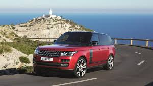 matte maroon range rover 2017my range rover debuts most powerful version ever