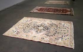 penelope rose vintage persian rug u2014 blue salvage vintage rugs