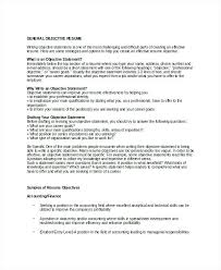 Most Successful Resume Template Resume With Objective Sample Download Button Resumes Objectives