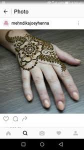 simple black omani henna designs for hands muscat mehndi facebook