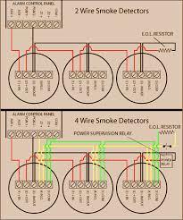 4 wire fire alarm wiring diagram fire alarm panel u2022 wiring diagram