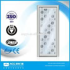 Frosted Glass Bedroom Doors by Bedroom Doors Design Aluminium Frosted Glass Door Commercial Glass