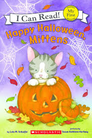 happy halloween pic happy halloween mittens by lola m schaefer scholastic