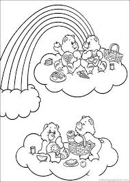 323 coloring images care bears drawings