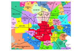 houston map districts school districts and illusions of local big jolly