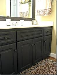 bathroom cabinet painting ideas bathroom cabinets painted airpodstrap co