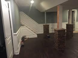 super stylish basement column idea creative columns