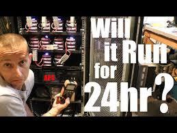 diy tesla powerwall diy tesla powerwall ep53 48v ups 24hr test run 2nd try youtube