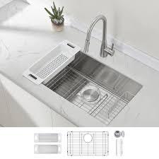 kitchen sink cabinet sponge holder modena 30