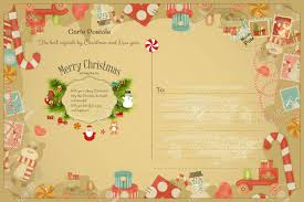 new year s postcards postcard with christmas and new years greeting backdrop
