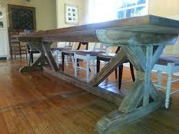diy round farmhouse table diy farm table plans free farmhouse table plans to give the rustic