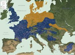 Interactive Map Of Europe Map Of Europe U0027s Tribes Maximum Size