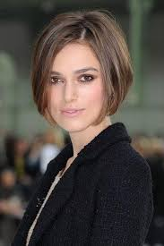 ways to style chin length hair chin length hairstyles beveled chin length bob hairstyle my