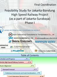 jakarta 2017 mitsubishi to export studi kelayakan proyek kereta api cepat jakarta bandung tahap i