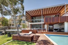 multi level homes gorgeous multi level family house in sydney charms with its use of
