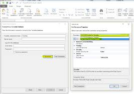 how to import data from a teradata database into excel 2013 using
