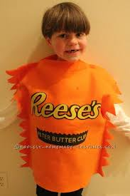 Nerds Candy Halloween Costume Fun Chocolate Peanut Butter Candy Bars Family Costume Peanut