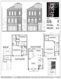House Building Plans Narrow Urban Home Plans Small Narrow Lot City House Plan Narrow
