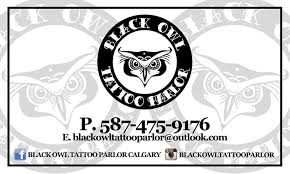 dollar tattoo day black owl tattoo parlor calgary calgary 18